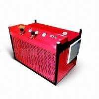 Quality Breathing Air Compressor with 265L/minute Air Delivery, 5.5kW Power and 20 to 30MPa Air Pressure for sale