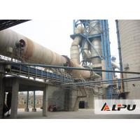 Quality 16-5000 T / D Active Lime Rotary Kiln for Metallurgy And Chemical Industry for sale
