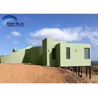 Buy cheap Customized Design Modern Style Building Steel Structure Prefab Villas With from wholesalers