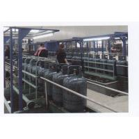 Quality CM -2 Type Lpg Gas Cylinder Manufacturing Process Cylinder Leakage Machine Air Pressure 0.6mpa for sale