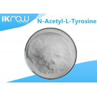 Quality N Acetyl L Tyrosine Pure Amino Acid Powder Ac Tyr OH CAS 537 55 3 White Powder for sale