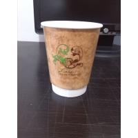 Quality double wall coffee paper cups for sale