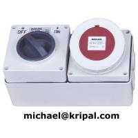 Quality combined switch socket for sale