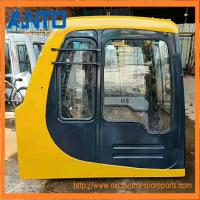 Buy PC120-6 PC200-6 PC300-6 PC400-6 Operator 's Cab For Komatsu Excavator Cabin Parts at wholesale prices