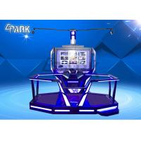 Quality Dancing Shooting Skiing 9D VR Simulator Indoor Game Zone Rock Ship Virtual Reality Equipment for sale