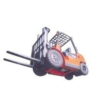 Buy cheap Diesel powered forklift CPCD35 from wholesalers