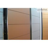 Sound Insulation Decorative Exterior Wall Panels For Terracotta
