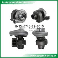 Quality Komatsu HX35 6745-82-8010 Turbocharger Cummins QSB 4955159 Turbo for Holset branded supercharger for sale