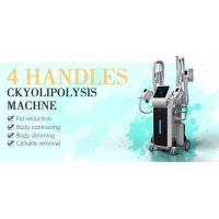 China Cryolipolysis cool shaping body sculpting machine Cryolipolysis side effects on sale