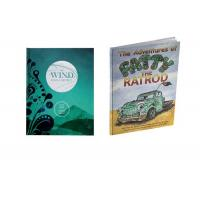Quality Self Publish Hardcover Children'S Book Printing And Binding Various Paper Weight for sale