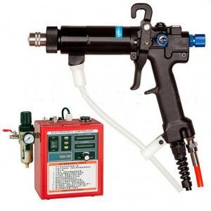 Buy cheap HONGDA HDA-100 Manual electrostatic  spray paint gun ,coating equipment china manufacture/ www.hdaspraygun.com from wholesalers