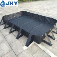 China Portable & Collapsible Spill Containment Berm on sale