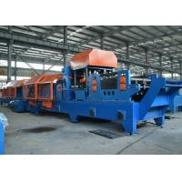 Buy Hydraulic Automatic Roll Forming Machine For CZ Interchange Steel Purlin at wholesale prices