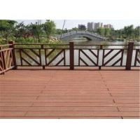 Wood  Plastic Composite Flooring Board for Indoor and Outdoor Using