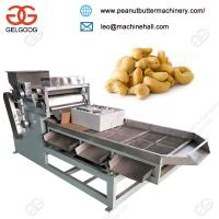 Quality 2018 Best Selling High Quality Dry Fruit Cutting Machine Manufacturer for sale