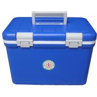 Buy Lightweight Plastic IBC Container Cooler Box Medical Carriers 12L For Transportation at wholesale prices