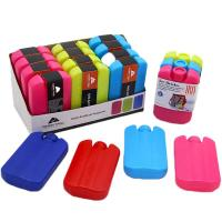 Quality Insulated Colorful Mini Ice Packs , Small Cool Packs Environment HDPE Materials for sale