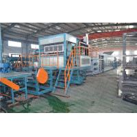 Quality Corrugated Paper Egg Tray Manufacturing Machine 6 - Layers Dryer Drum Type for sale