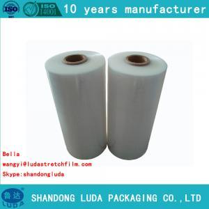 Buy cheap machine lldpe stretch wrap film plastic stretch wrap film