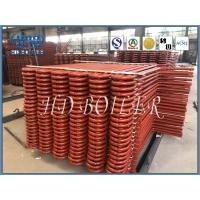 Buy cheap Thicker Stainless Steel Superheater And Reheater With ISO9001 Standard from wholesalers