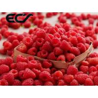 Quality Antioxidant Organic Food Ingredients Dehydrated Raspberry Powder For Reduce Wrinkles for sale