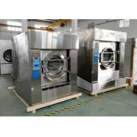Quality 30kg Middle Size Commercial Washer And Dryer , Water Efficient Industrial Laundry Equipment for sale