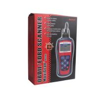 Quality Autel Diagnostic Tools MaxiScan MS409 OBD II/EOBD Scanner With LCD Screen for sale