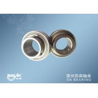 Quality High Speed Spherical Wheel Hub Ball Bearings SB205-16 , Bore Size 12 - 60 mm for sale