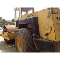Quality used Bomag BW217D-2 road roller double drum year 1986 for sale