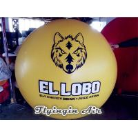 China Customized Inflatable Helium Balloon with Printing Logo for Sale on sale