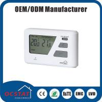 China Wall mounted Wired Digital Thermostat Non-Programmable 24 V AC on sale