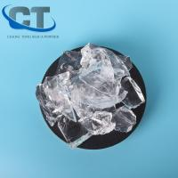 China egypt nano super translucent fused silica lump electronic sealing material on sale