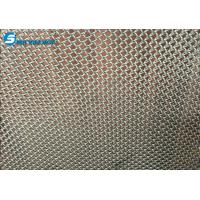 Quality stainless steel chain link metal wire mesh/stainless steel indoor metal decorative curtain/Metal Wire Mesh Shower Drape for sale