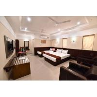 Quality India Lance Hotel Project Furniture Set With SGS E1 / E0 Grade Plywood for sale