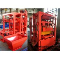Quality 4-26 color paving block making machine concrete block machine for sale