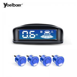 Quality Car Parking Camera Sensor 4 Sensors Aid Kits Car Monitor Parking Sensor for sale