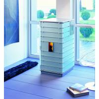 China 16KW Cast Iron Pellet Stove for home on sale