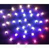 Quality 10 foot reel Magical 3D led RGB pixel ball 50mm dmx led outdoor christmas light ball 12V/24V for sale