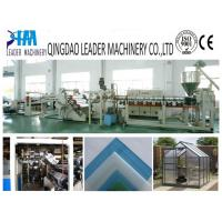 Quality High impact PMMA plastic acrylic sheet extruding machine for sale