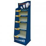 Quality LCD Floor Cardboard Display Customized Display POP Cardboard Dispplay Racks ENCB022 for sale
