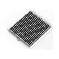Quality Commercial Trench Steel Grates For Trench DrainsGreat Corrosion / Rust Protection for sale