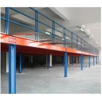 Buy cheap Q235 Steel Mezzanine Platform with Polywood Floor Custom Width from wholesalers