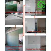 Paperfaced Perlite celling Board for celling insulation board/wall partion materials