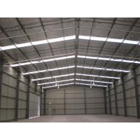 Quality High Level Industrial Steel Buildings Contract And Subcontract With Galvanised for sale