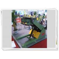 Buy cheap Stepless Tilting Adjust Hydraulic Driven Welding Positioner For 1t Weldment from wholesalers