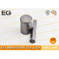 0.25 Inch Solid Graphite Rod OD High Temperature Resistance Not Easy to Fracture