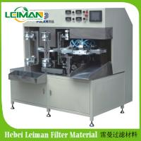Quality PLHJ-6 Full-auto ECO Filter Rotary Heat Plating Machine for sale