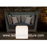 Quality Customized Waterprof IP65 LED Bar Stool glow cubes furniture for  indoor / outdoor for sale