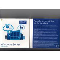 Quality Genuine Windows Server 2016 standard 64 Bit , Win Server 2016 R2 OEM Version for sale