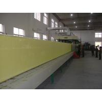 China High Effeiciency Sponge Foam Production Line Full Automatic Horizontal Continuous on sale